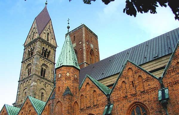 Katedra Ribe – zabytek w Danii