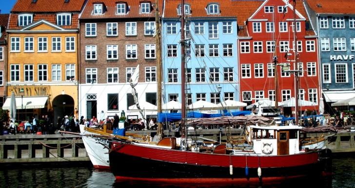 Odwiedź Kopenhagę stolicę Danii