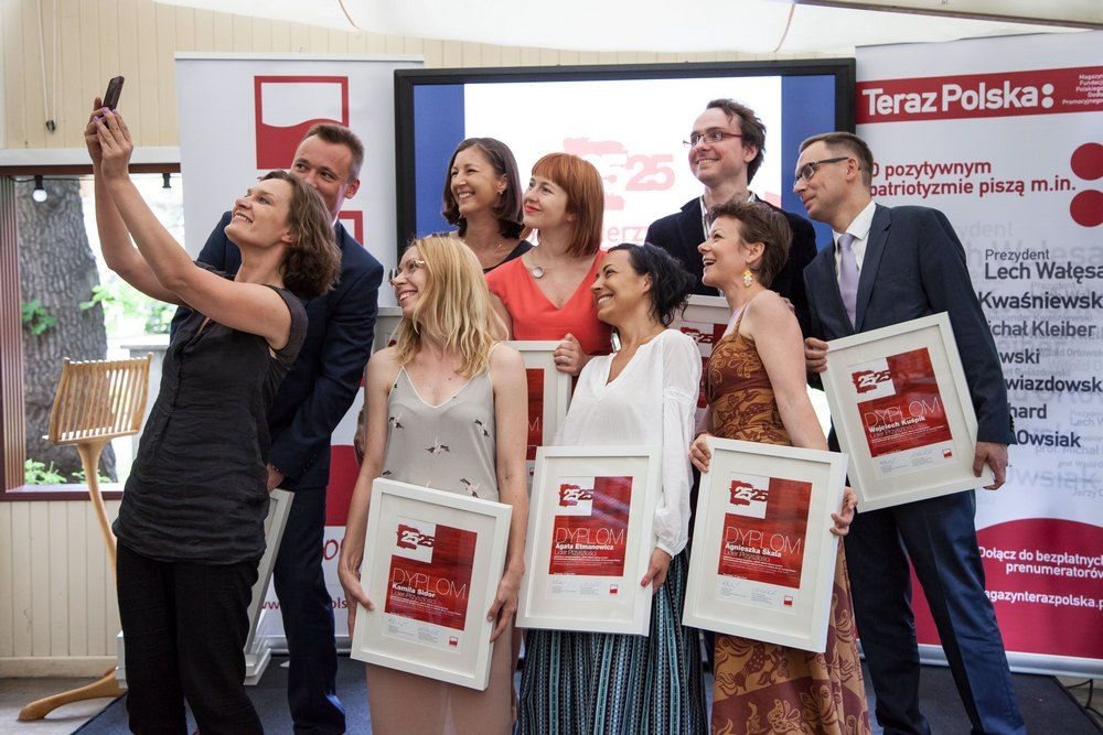 Klub Liderów Przyszłości w Warszawie