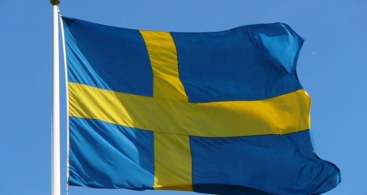 Konrad Pawlik z wizytą w Szwecji