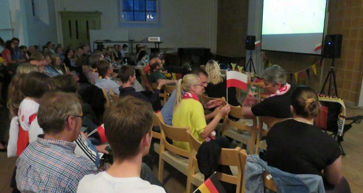 Mecz Polska-Niemcy w Kopenhadze