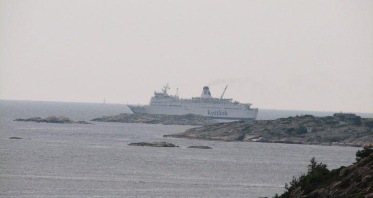 Nowy prom elektryczny w Danii