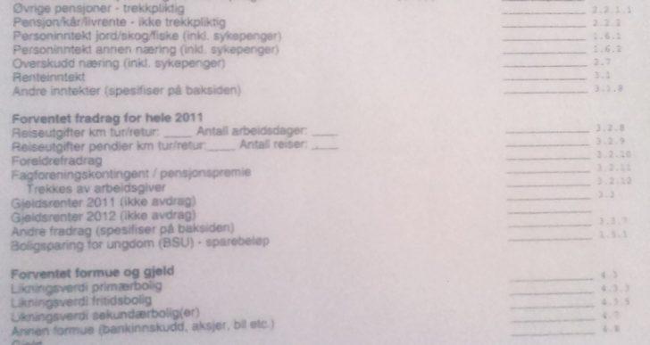 Rejestr RUT w Danii – zmiany