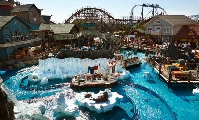 Park rozrywki Tivoli Gardens i inne parki