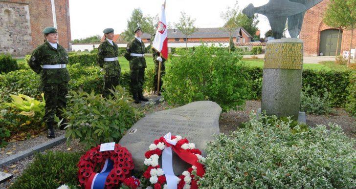 Rocznica katastrofy lotniczej polskiej załogi Halifaxa