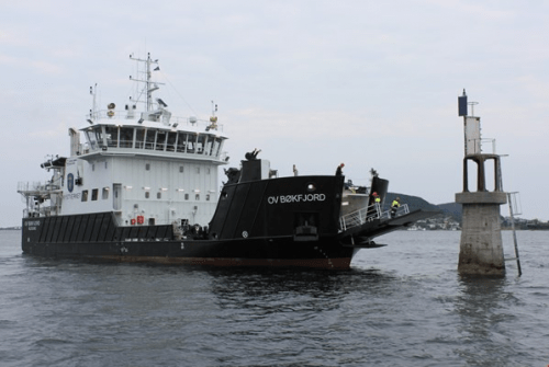 Duński Statek Roku 2016