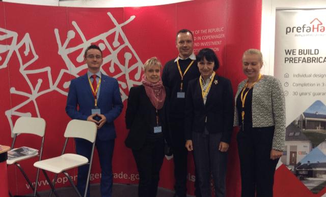 Polska oferta na Targach Building Green