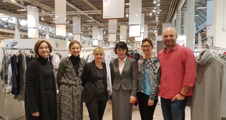 Polska moda w Danii