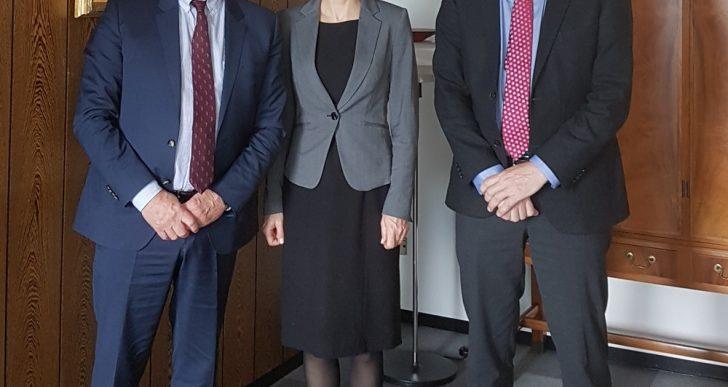 Ambasador RP w Esbjerg